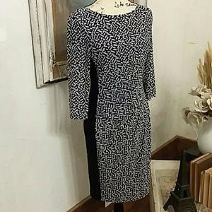 Ralph Lauren Stretch Bodycon dress, size 2